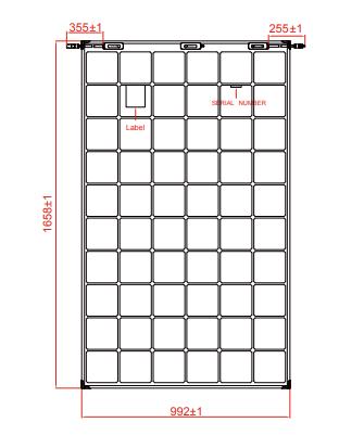 Солнечная батарея Seraphim Dual Glass 290-305W