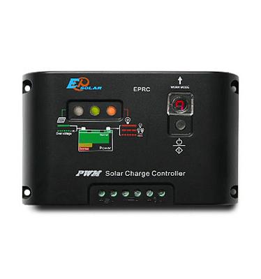 Контроллер EP Solar EPRC10-EC, 10A,12/24B