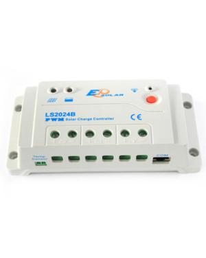 Контроллер EP Solar LS2024B 20A, 12B/24B