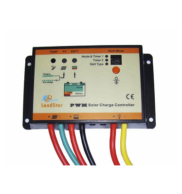 Контроллер EP Solar LS2024RPD 20A, 12B/24B