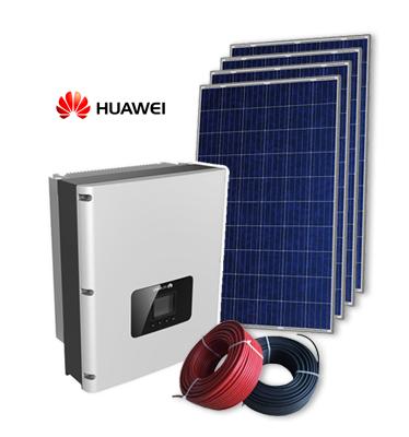 Сетевая солнечная электростанция 12 кВт