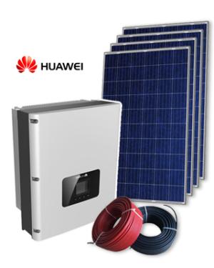 Сетевая солнечная электростанция 8 кВт