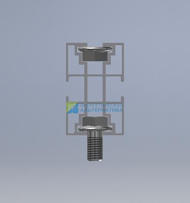 Alt M1 рейка (расстояние до 1500 мм)